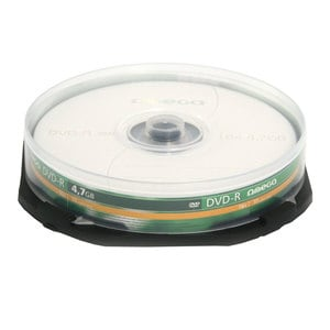 DVD+R OMEGA OM020100, 16x,  4.7GB, 10 buc