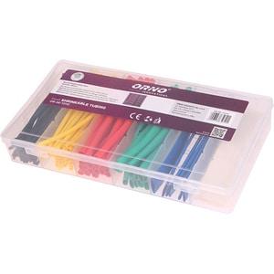 Set tuburi termocontractabile ORNO OR-AE-13141, 1.5 mm - 13 mm, 100 buc, multicolor