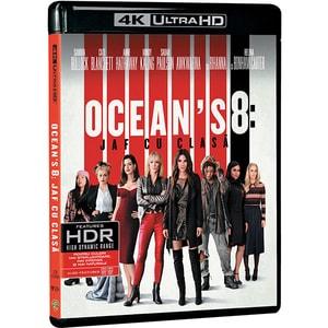 Ocean's 8: Jaf cu clasa 4K UHD