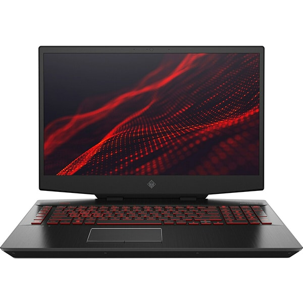 "Laptop Gaming HP Omen 17-cb0008nq, Intel Core i7-9750H pana la 4.5GHz, 17.3"" Full HD, 32GB, 1TB, NVIDIA GeForce RTX 2080 8GB, Free DOS, negru"