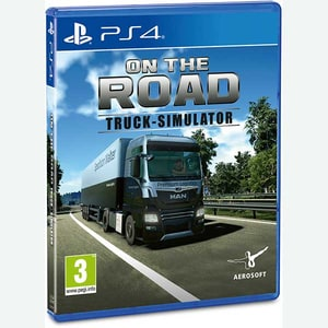 On The Road Truck - Simulator PS4