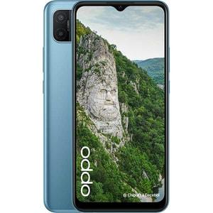 Telefon OPPO A15s, 64GB, 4GB RAM, Dual SIM, Mistery Blue