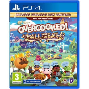 Overcooked! All You Can Eat Dual Pack PS4