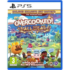Overcooked! All You Can Eat PS5