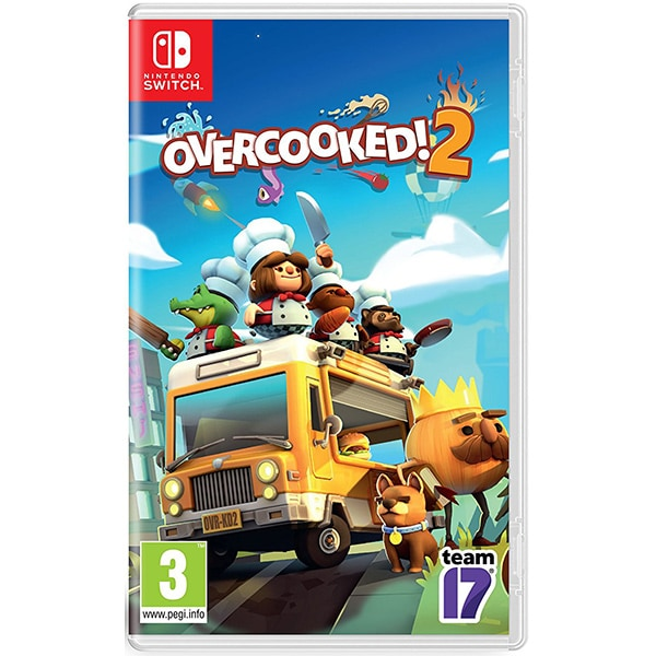 Overcooked 2 - Nintendo Switch