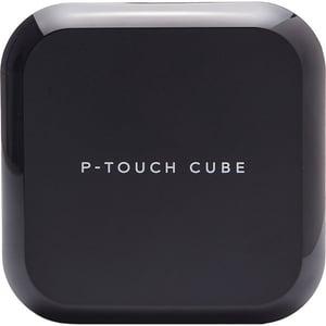 Imprimanta de etichete portabila BROTHER P-touch CUBE Plus PT-P710B, Bluetooth si acumulator