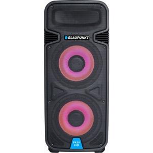Boxa portabila BLAUPUNKT PA20, Bluetooth, Radio FM, Karaoke, negru