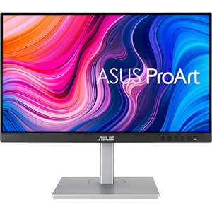 "Monitor LED IPS ASUS ProArt PA247CV, 23.8"", Full HD, 75Hz, Flicker-free, negru-gri"
