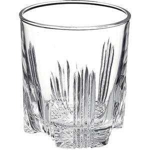 Set Whisky BORMIOLI Selecta: 6 pahare 0.285l, sticla + decantor, 1l, sticla