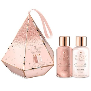 Set cadou THE LUXURY BATHING COMPANY Adorable: Gel de dus, 50ml + Lotiune de corp, 50ml