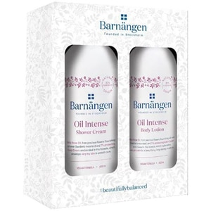 Set cadou BARNANGEN Oil Intense: Crema de dus, 250ml + Lotiune de corp, 250ml