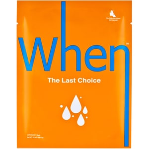 Masca de fata WHEN The Last Choice, 23ml