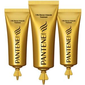 Tratament pentru par PANTENE Repair&Protect, 3buc x 15ml