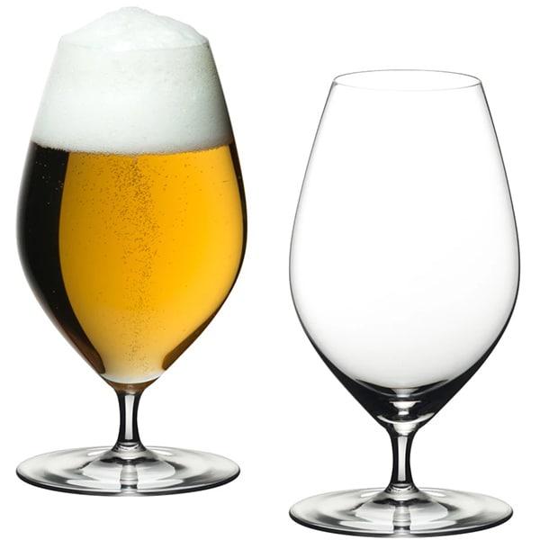 Set pahare RIEDEL Beer Veritas 6449/11, 0.435l, 2 piese, cristal