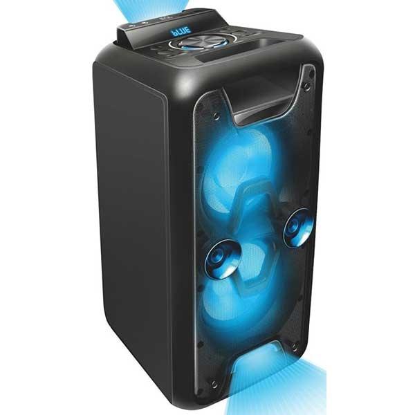 Boxa portabila SAL Party PAR 220BT, Bluetooth, USB, Radio FM, negru