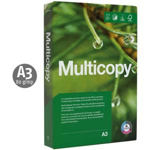 Hartie copiator MULTICOPY, A3, 500 coli