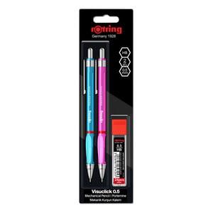 Creion mecanic ROTRING RO509809, 0.5 mm, diverse culori