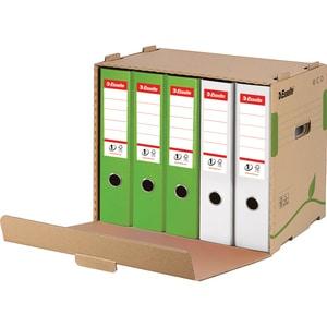 Cutie de arhivare ESSELTE Eco, 427 x 305 x 343 mm, carton, 1 bucata, maro