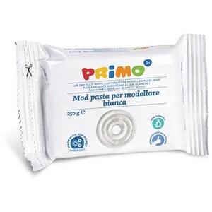 Plastilina MOROCOLOR, 250 grame, alb