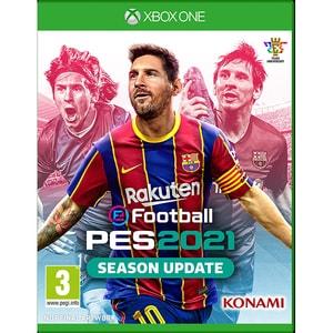 Pro Evolution Soccer 2021 (PES) (Season Update) Xbox One