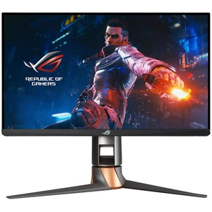"Monitor Gaming LED IPS ASUS ROG Swift PG259QNR, 24.5"" Full HD, 360Hz, G-Sync, negru"