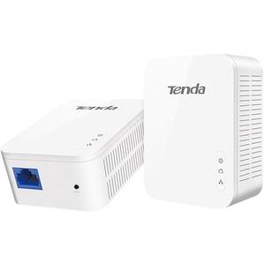 Kit adaptor PowerLine TENDA PH3 AV1000, Gigabit, alb