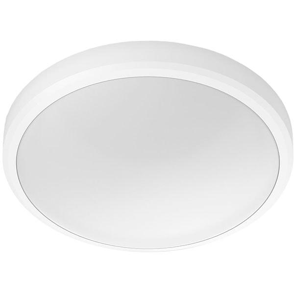 Plafoniera LED PHILIPS DORIS CL257, 17W, 1500lm, lumina calda, alb