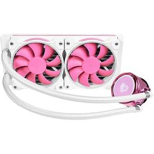 Cooler procesor cu racire lichida ID-COOLING Pinkflow 240 ARGB, 2x120mm