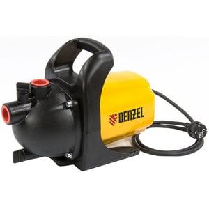 Pompa de gradina DENZEL GP 600, 600W, 3000l/h, galben