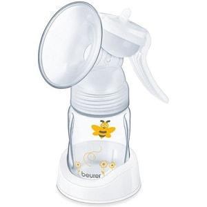 Pompa de san manuala BEURER BY15, 180ml, alb-galben