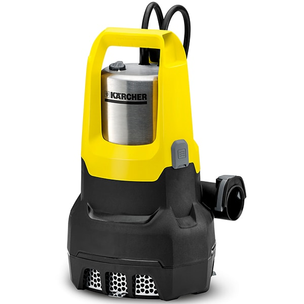 Pompa submersibila de apa KARCHER SP7 Dirt, 750W, inox