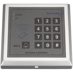 Cititor de carduri acces SILVERCLOUD KA101, interior, stand alone, gri metalic