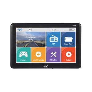 "Sistem de navigatie GPS PNI L510, 5"" Touch, 8 GB, Fara Harta"