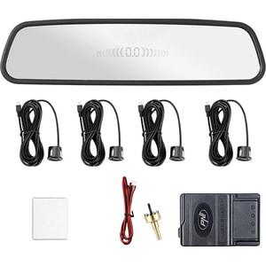Senzori parcare PNI Escort P03 B cu afisaj in oglinda, 4 senzori, 25 mm, negru
