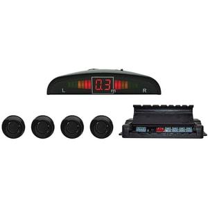 Senzori parcare auto PNI Escort P04 A, 4 receptori, 25mm, negru