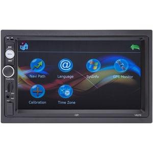 Media receiver auto PNI V8270, 4 x 50W, Bluetooth, GPS, USB