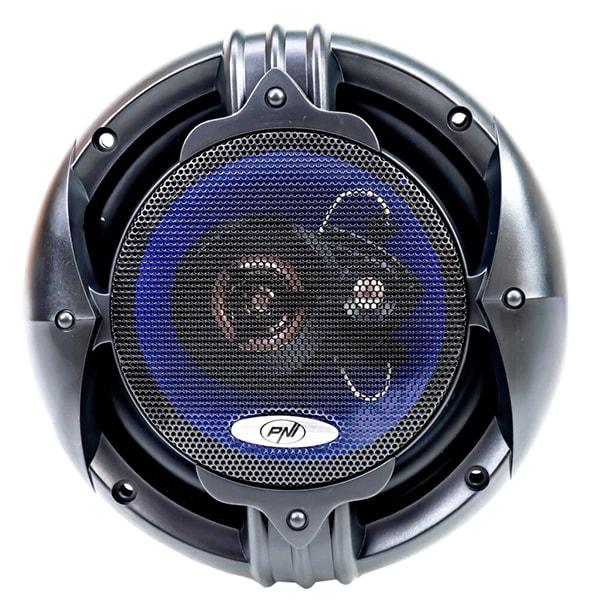 Boxe auto PNI HiFI650, 120W RMS, 3 cai, 16.5 cmi