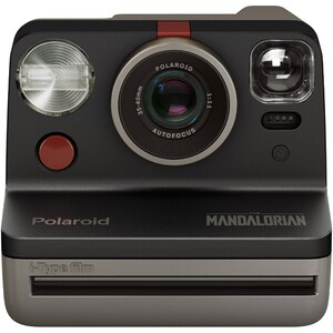 Aparat foto instant POLAROID Now, Mandalorian Edition