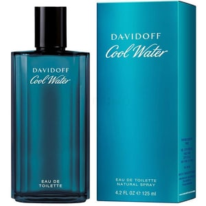 Apa de toaleta DAVIDOFF Cool Water, Barbati, 125ml