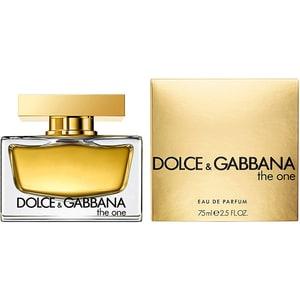 Apa de parfum DOLCE & GABBANA The One, Femei, 75ml