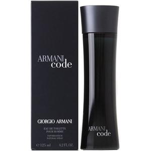 Apa de toaleta Parfum de barbat GIORGIO ARMANI Code, Barbati, 125ml