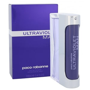 Apa de toaleta PACO RABANNE Ultraviolet, Barbati, 100ml