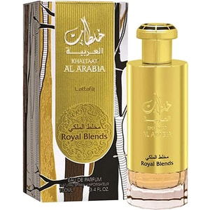 Apa de parfum LATTAFA Khaltaat Al Arabia Royal Blends, Femei, 100ml