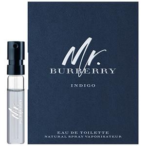 Apa de toaleta BURBERRY Mr. Burberry Indigo, Barbati, 2ml