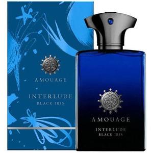 Apa de parfum AMOUAGE Interlude Black Iris Man, Barbati, 100ml