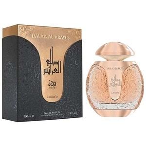 Apa de parfum LATTAFA PERFUMES Dalaa al Arayes Rose, Femei, 100ml