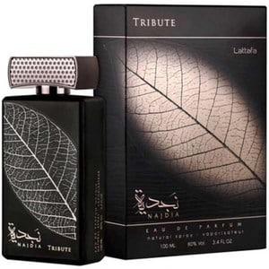 Apa de parfum LATTAFA PERFUMES Najdia Tribute, Barbati, 100ml