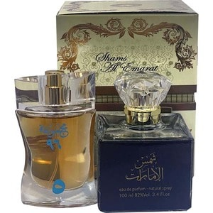 Apa de parfum ARD AL ZAAFARAN Shams al Emarat, Femei, 100ml + Gift
