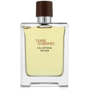 Apa de parfum HERMES Terre D'Hermes Eau Intense Vetiver, Barbati, 100ml