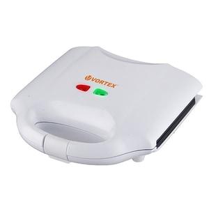 Sandwich maker VORTEX VO4007WH, 750W, alb